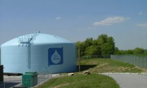 PWSD Water Tank